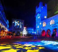 Piazza Duomo scénographie Magic Light Festival 2014