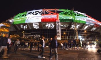 projection stade