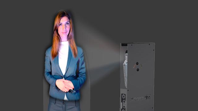 Hôtesse virtuelle-zoom