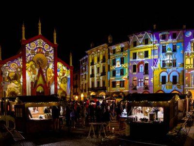 Pinerolo_Weihnachten_Projektoren