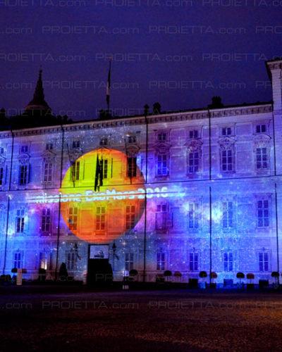 Projection événement Exo Mars Turin