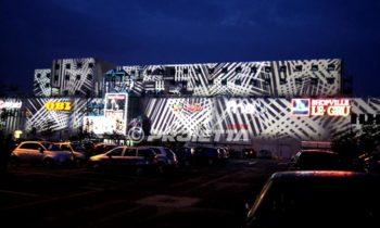 Projections sur les grands centres commerciaux