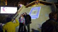 Redbull événements nuit ski