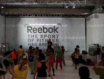 Projecteurs d'intérieur pour REEBOK Foire de fitness