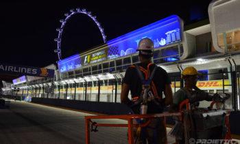 Singapore Grand Prix de Formule 1