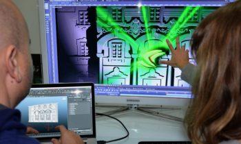 progettazione video mapping