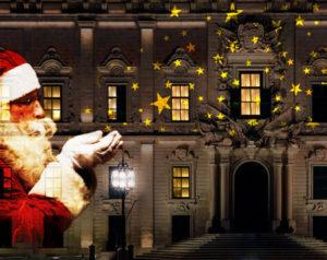 Effets dynamique Noël pour projecteurs
