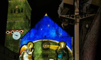Sar Rufino - Assisi: proiezione